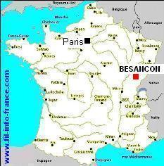 Annuaire  Besan�on, Franche-comt�